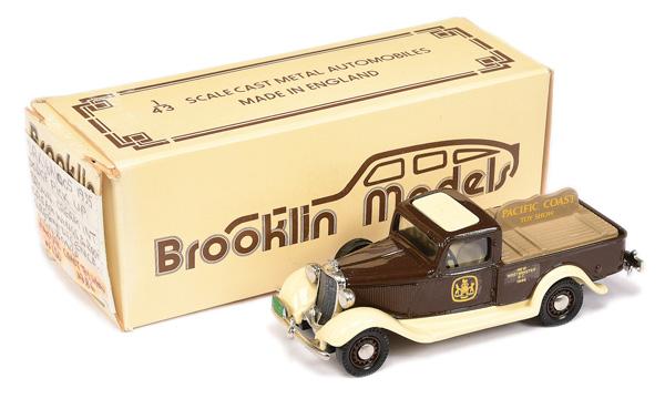 Brooklin Models No.BRK16 1935 Dodge Pick-Up