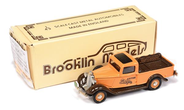 Brooklin Models No.BRK16 1936 Dodge Pick-Up
