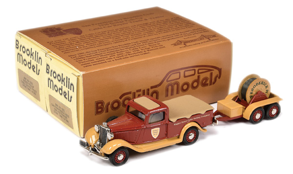 Brooklin Models No.BRK16 Dodge Pick-Up
