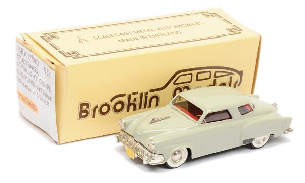 Brooklin Models No.BRK17 1952 Studebaker