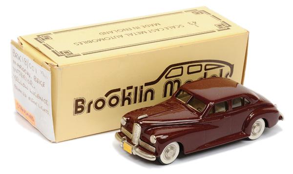 Brooklin Models No.BRK18 1941 Packard Clipper