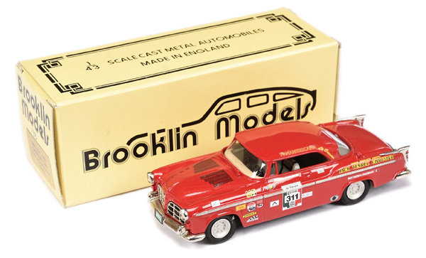 Brooklin Models No.BRK19 1955 Chrysler C300