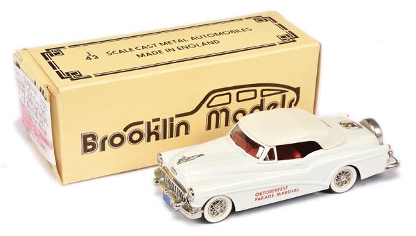Brooklin Models No.BRK20 1953 Buick Skylark