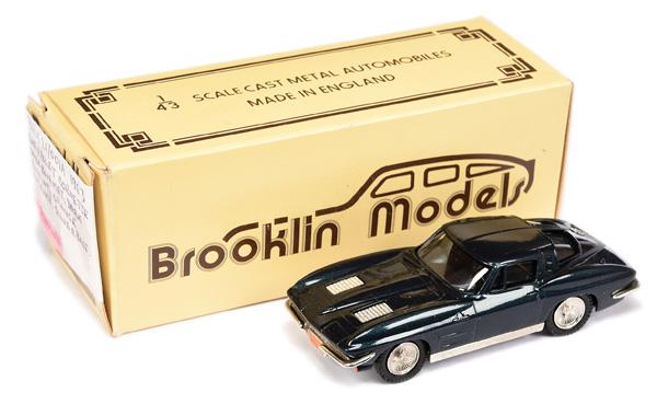 Brooklin Models No.BRK21 1963 Corvette