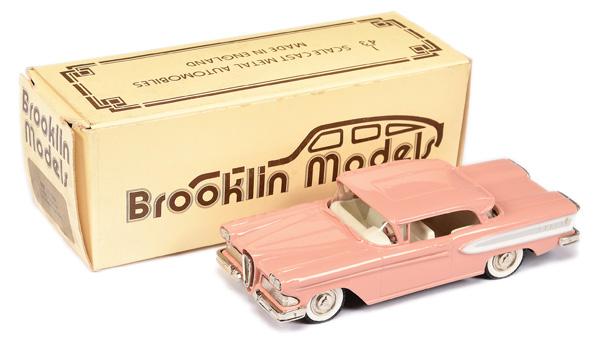 Brooklin Models No.BRK22 1958 Ford Edsel
