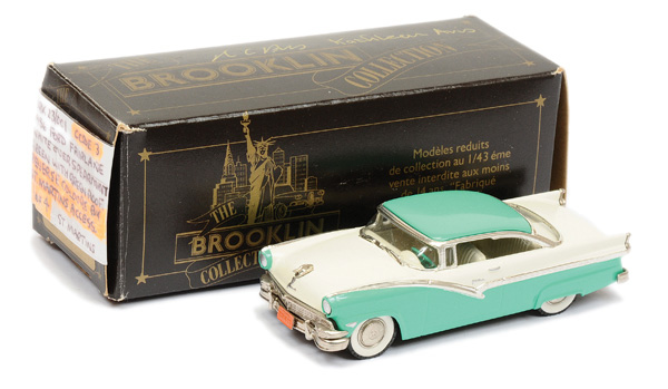 Brooklin Models No.BRK23 1956 Ford Fairlane