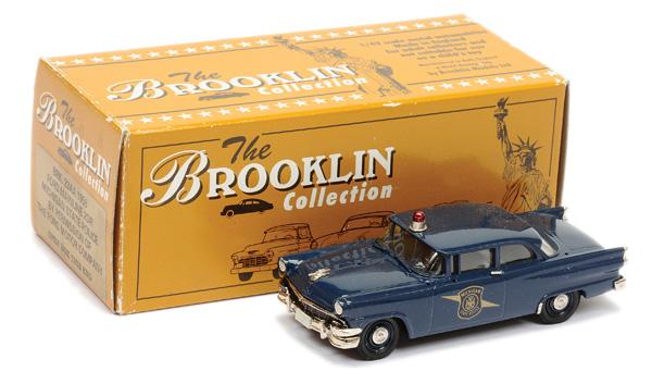 Brooklin Models No.BRK23AA 1956 Ford Mainline
