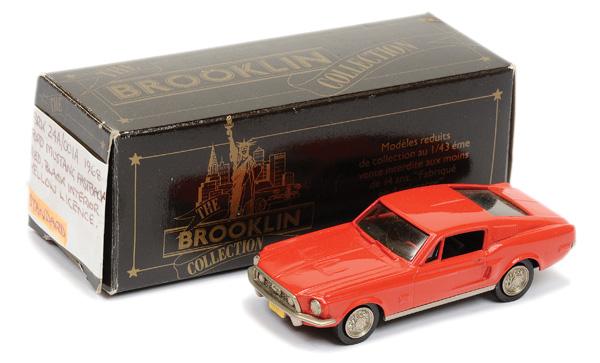 Brooklin Models No.BRK24 1968 Ford Mustang