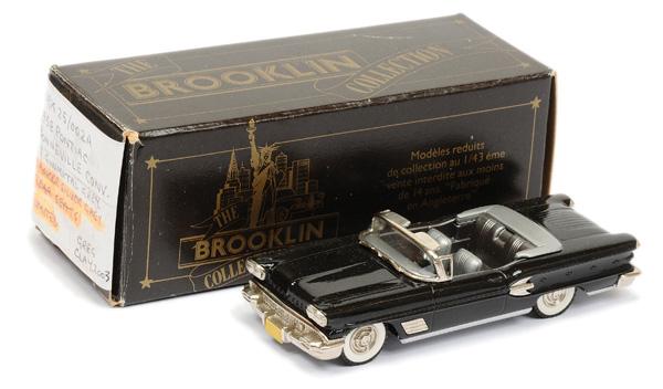 Brooklin Models No.BRK25 1958 Pontiac
