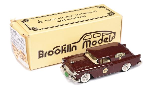 Brooklin Models No.BRK26 1955 Chevrolet Nomad