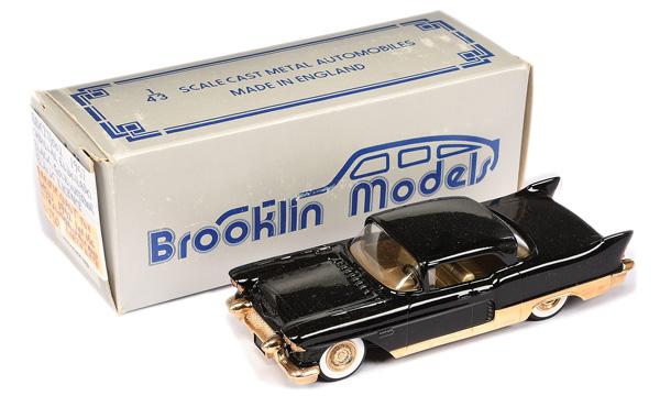 Brooklin Models No.BRK27 1957 Cadillac Eldorado
