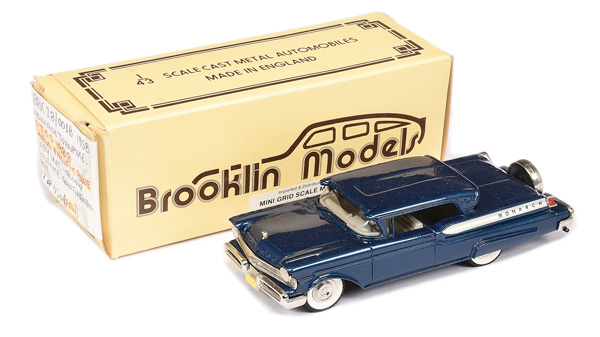Brooklin Models No.BRK28 1958 Monarch Turnpike