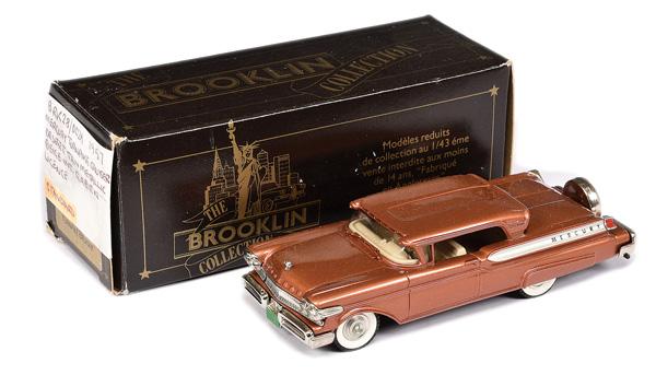 Brooklin Models No.BRK28 1957 Mercury Turnpike