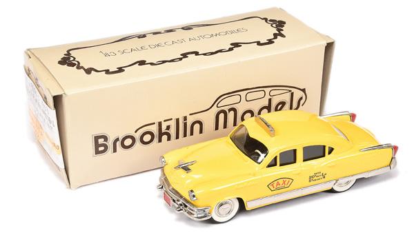 Brooklin Models No.BRK29 1953 Kaiser Manhattan