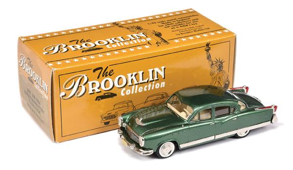 Brooklin Models No.BRK29B 1954 Kaiser Manhattan