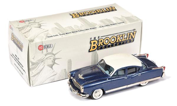 Brooklin Models No.BRK29C 1954 Kaiser Manhattan