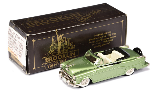 Brooklin Models No.BRK30 1954 Dodge 500