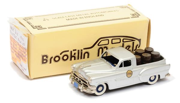 Brooklin Models No.BRK31 1953 Pontiac Pick-Up