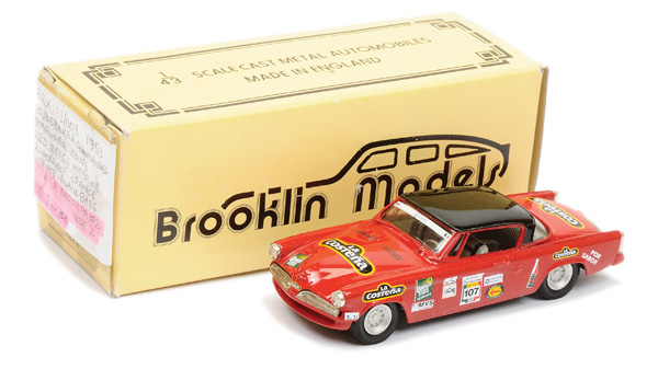 Brooklin Models No.BRK32 1953 Studebaker