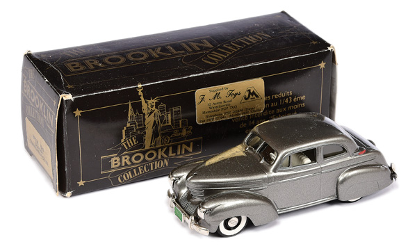 Brooklin Models No.BRK38 1939 Graham Coupe