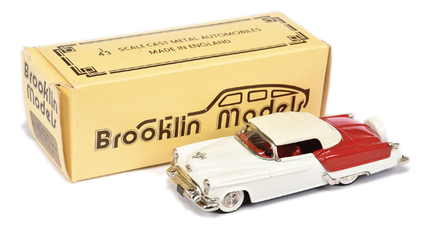 Brooklin Models No.BRK39 1953 Oldsmobile Fiesta