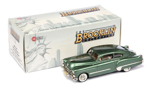Brooklin Models No.BRK40A 1948 Cadillac