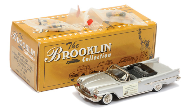Brooklin Models No.BRK41A 1959 Chrysler 300E