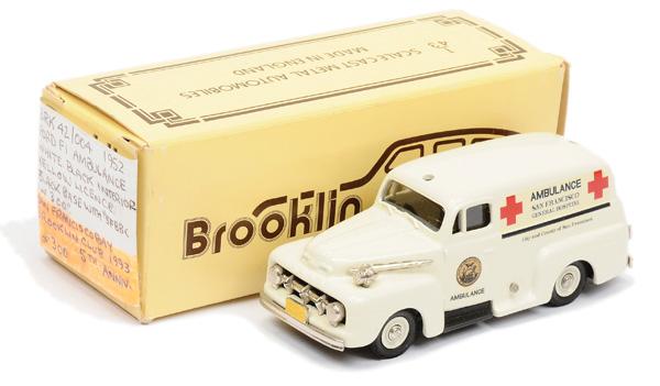 Brooklin Models No.BRK42 1952 Ford Delivery Van