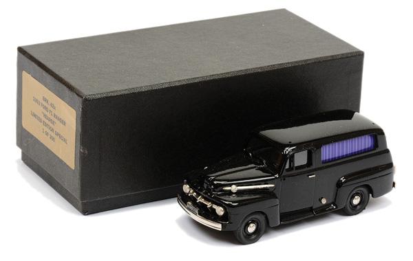 Brooklin Models No.BRK42X 1951 Ford Hearse