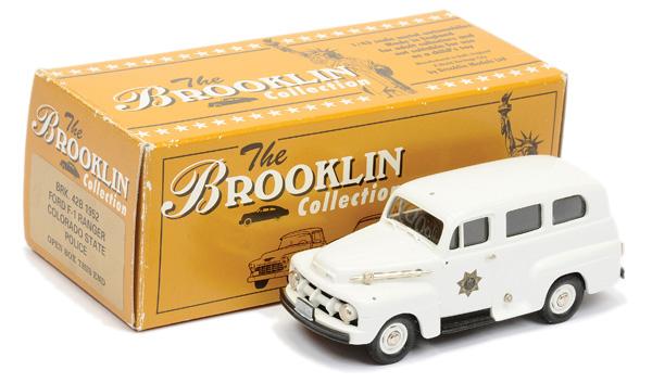 Brooklin Models No.BRK42B Ford F1 Ranger