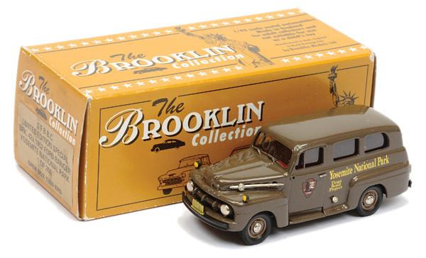 Brooklin Models No.BRK42X 1952 Ford F1 Ranger