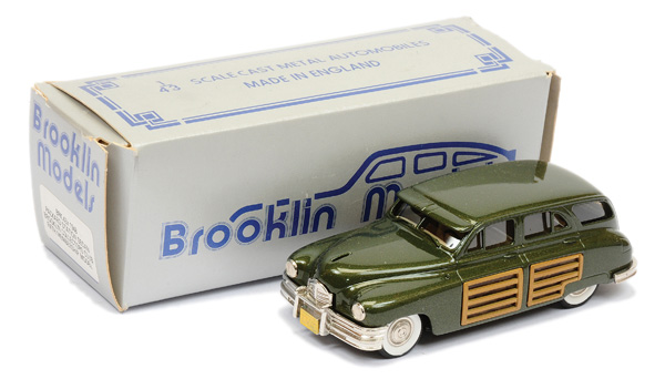 Brooklin Models No.BRK43 1948 Station Sean