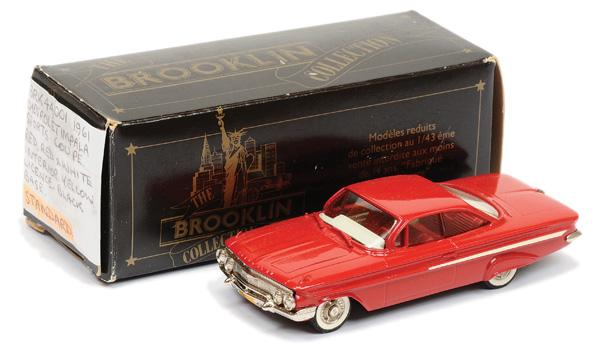 Brooklin Models No.BRK44 1961 Chevrolet Impala