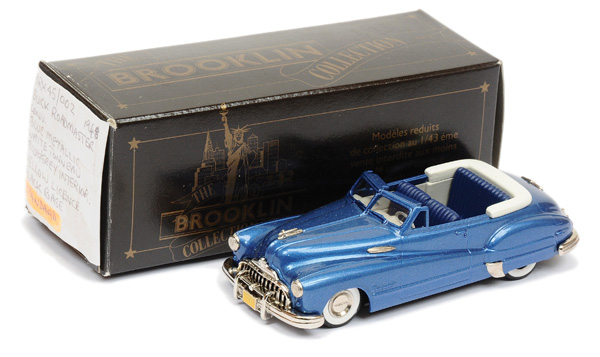 Brooklin Models No.BRK45 1948 Buick Roadmaster
