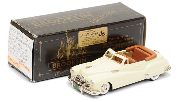 Brooklin Models No.BRK45 1948 Buick Roadmaster