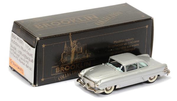 Brooklin Models No.BRK49 1954 Hudson Italia