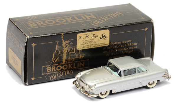 Brooklin Models No.BRK49 1954 Hudson Italia