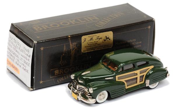 Brooklin Models No.BRK50 1948 Chevrolet