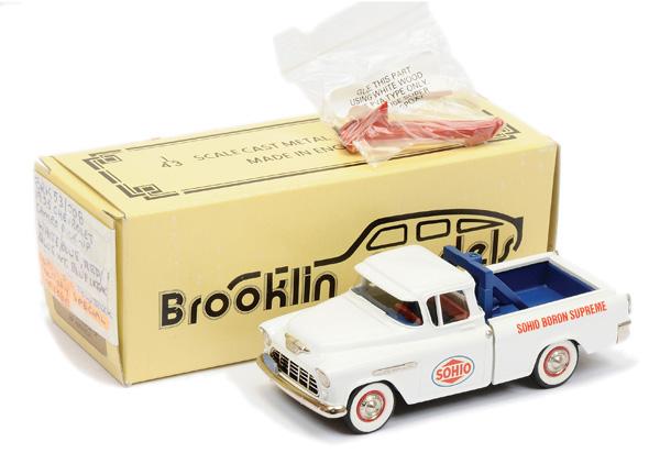 Brooklin Models No.BRK53 1955 Chevrolet Cameo