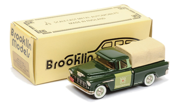 Brooklin Models No.BRK53 Chevrolet Pick-Up