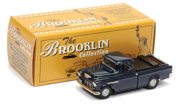 Brooklin Models No.BRK53 1955 Chevrolet Cameo