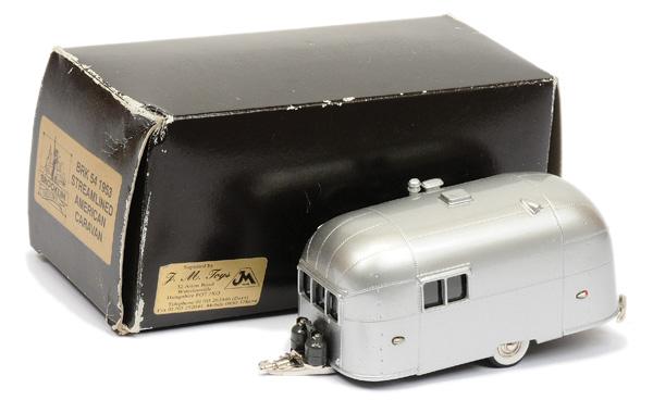 Brooklin Models No.BRK54 1953 Streamlined
