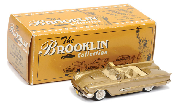 Brooklin Models No.BRK64A 1959 Ford Thunderbird