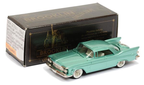 Brooklin Models No.BRK67 1961 Chrysler Imperial