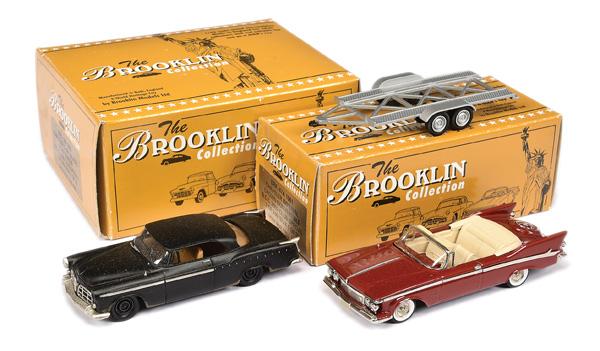 PAIR inc Brooklin Models No.BRK67A Club Special