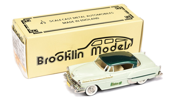 Brooklin Models No.BRK68 1954 Chevrolet Belair