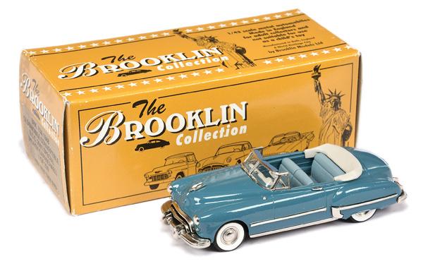 Brooklin Models No.BRK73A 1948 Oldsmobile