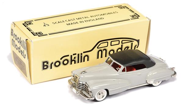 Brooklin Models No.BRK74X Cadillac Series 62