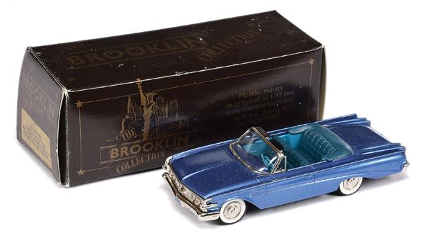 Brooklin Models No.BRK75 1960 Edsel Convertible
