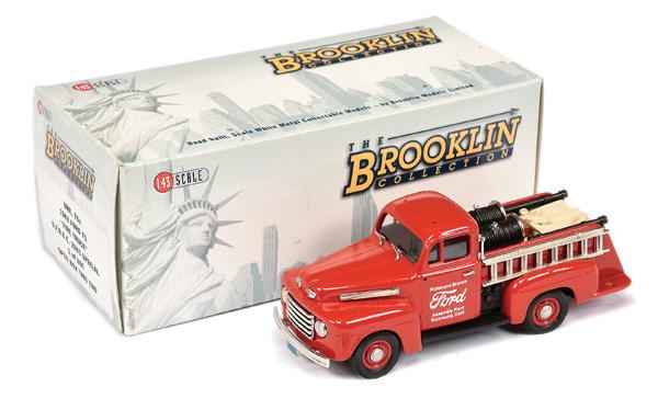 Brooklin Models No.BRK76X 1948 Ford F100